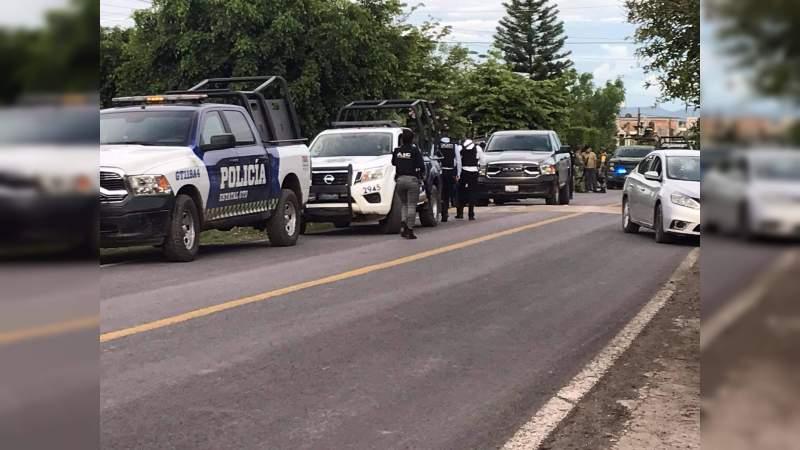 Balacera en Salvatierra, Guanajuato deja siete muertos