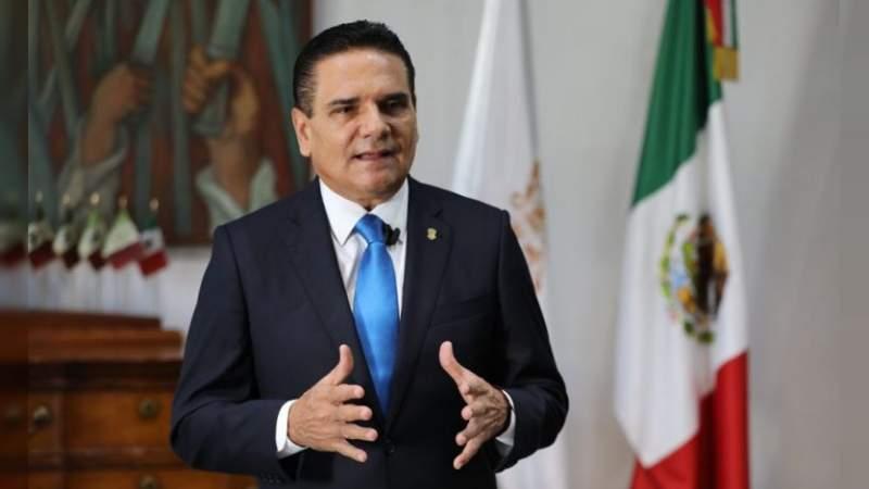 Ojalá AMLO me meta a la cárcel por defender a mi estado: Silvano Aureoles