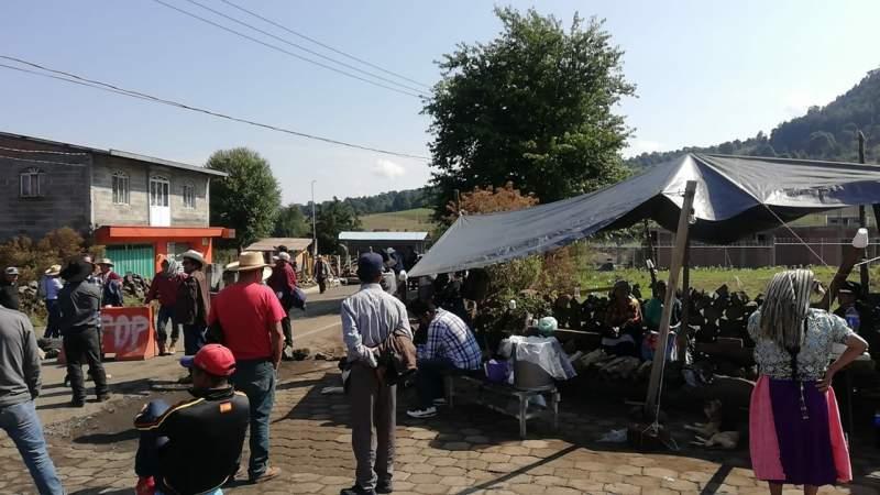 Entran en conflicto pobladores de Zirahuén por consulta para autogobierno