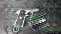 Aseguran a menor de edad en posesión de arma de fuego y cartuchos en Tarímbaro, Michoacán