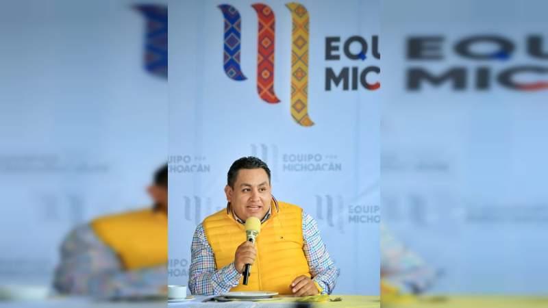 Acudir a los tribunales es un derecho que brinda la democracia y garantizado en la Ley: Víctor Manríquez