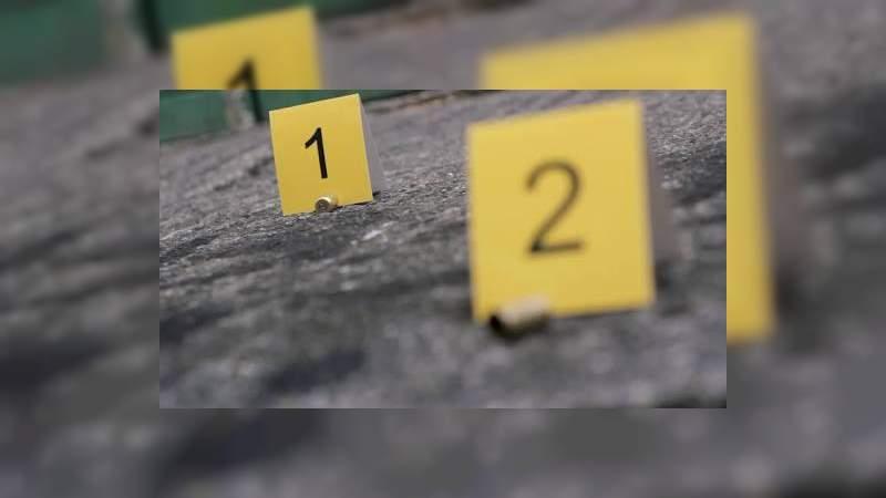 Asesinan a un individuo en Morelia, Michoacán