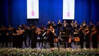 Noche llena de talento, juventud y amor a la cultura, en Pre Festival de Verano con Sinfonietta