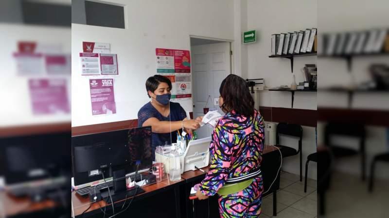 Gobierno de Morelia realizó cerca de 8 mil acciones de atención a mujeres