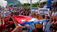 Tras protestas en su contra, gobierno cubano restringe el acceso a Whatsapp, Facebook e Instagram
