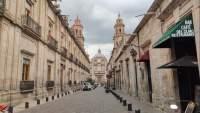 Morelia, la ciudad rosa que está teñida de colores