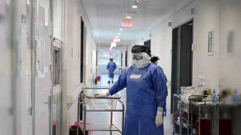 Comenzó la reconversión hospitalaria para unidades Covid-19 en Michoacán