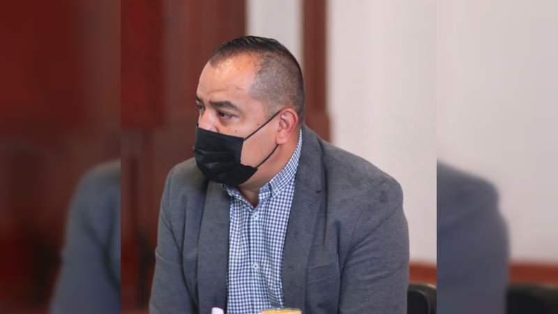 Coordina Gobierno de Uruapan, acciones para reforzar medidas preventivas ante repunte de casos Covid-19