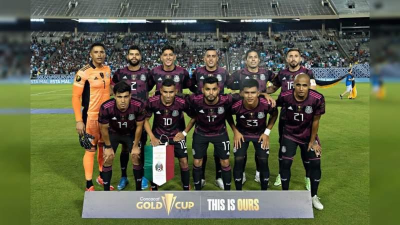 México ya tiene rival para Cuartos en Copa Oro