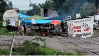 Bloqueos en vías del tren dejan estragos en la industria de Michoacán: AIEMAC
