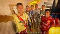 Los canarios del Atlético Morelia estrenarán plumaje