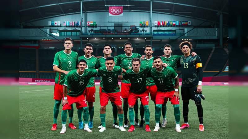 México golea a Sudáfrica y pasa a Cuartos de Final