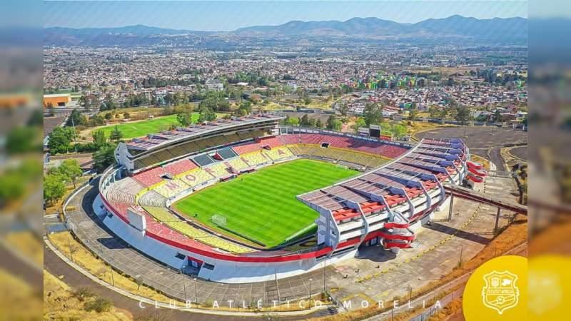 Comienza la fiesta futbolera de la Liga de Expansión, Atlético Morelia recibe a Zacatecas