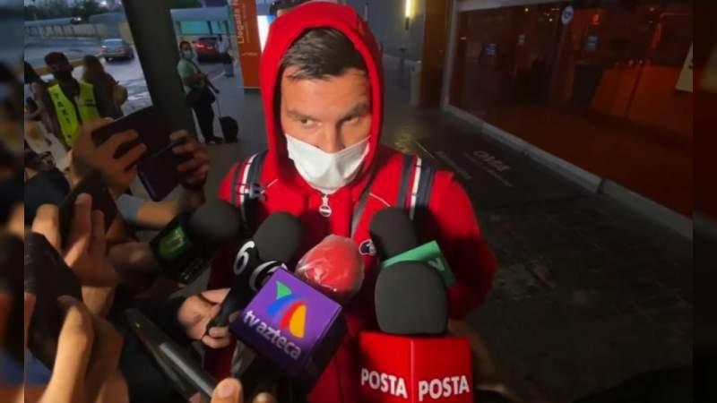 Gignac y Thauvin regresan a México tras fracaso olímpico
