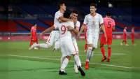 México arrolla a Corea del Sur para avanzar a semifinales