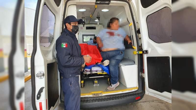 Ataque a balazos en un taller de motos deja un muerto y dos lesionados en Tangancicuaro, Michoacán