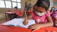 Pese a incremento en la incidencia de casos de Covid-19, se sigue preparando regreso a clases presenciales en Michoacán