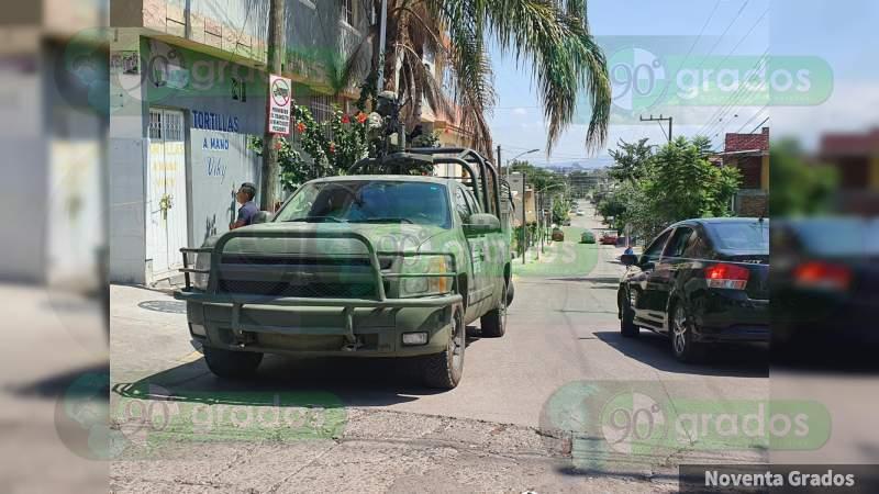 """Ejecutan a """"El Kiko"""" en colonia Nueva España de Jacona, Michoacán"""