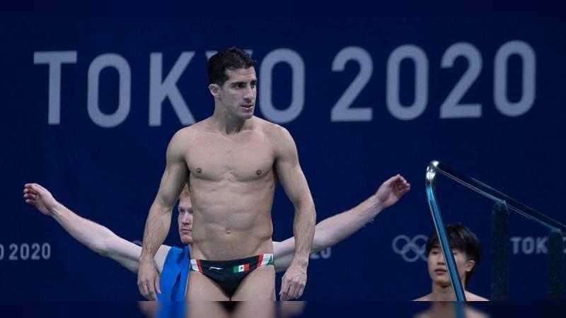 Rommel Pacheco y Osmar Olvera clasifican a semifinal en Tokio 2020
