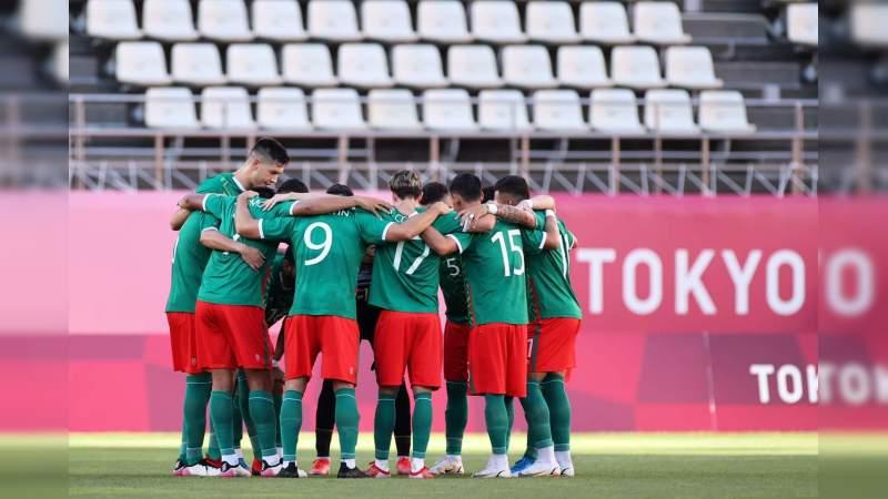 México cae en penales ante Brasil, van por medalla de bronce