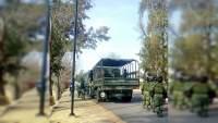 Elemento de la SEDENA muere al caer de unidad en movimiento en Apaseo el Grande, Guanajuato