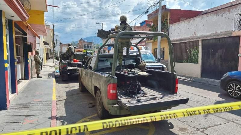 Asesinan a empresario en Jacona, Michoacán