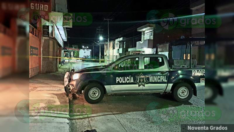 Atacan a pareja dentro de su vivienda en Zamora, Michoacán
