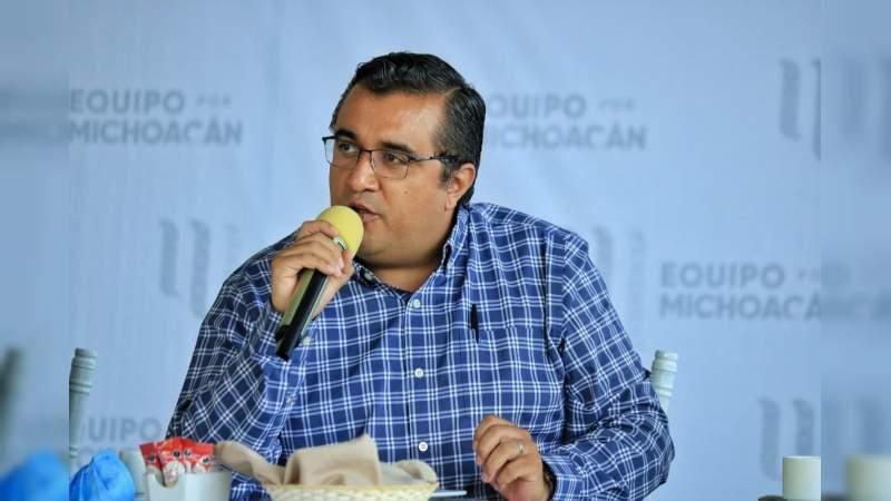 Nulidad de elección de diputado federal en Zitácuaroevidencia la ilegalidad con que actuaron Morena y aliados: PRD