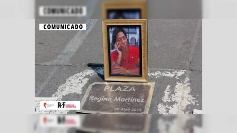 Tras asesinato de periodista veracruzana, promueven amparo contra la FEADLE