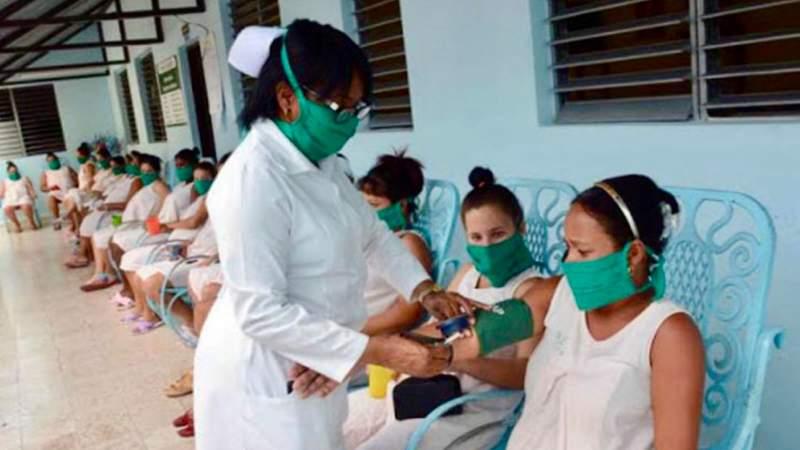 Cuba se acerca a los 10 mil contagios diarios de coronavirus