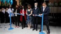 Tras recibir un crédito federal, Epigmenio Ibarra inauguró instalaciones de producción cinematográfica
