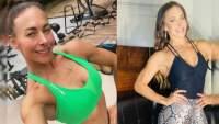 Vanessa Guzmán, del Miss Universo y las telenovelas al fisicoculturismo
