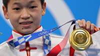 Medallistas adolescentes, una constante en Tokio 2020