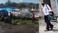 Tras 14 días de bloqueo al tren y pérdidas por 400 millones, Silvano no contesta llamadas a industriales: Administración desvía recursos: Directivo