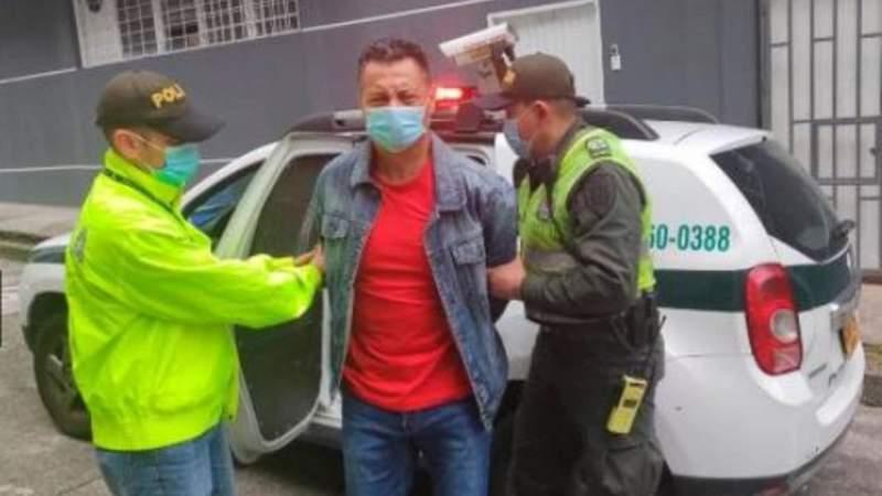 Detienen en Colombia a operador de cárteles mexicanos