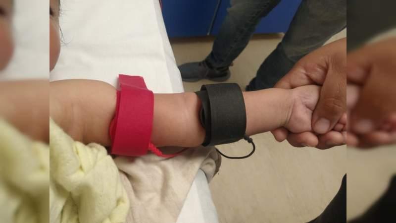 Cuenta Hospital Infantil de Morelia con centro de tratamiento para pacientes con fibrosis quística
