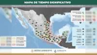 Emite Pc recomendaciones ante lluvias por tormenta tropical en Michoacán