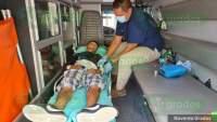 Trataron de matar a balazos a un sujeto en Jacona, Michoacán