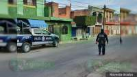 Atacan a balazos y prenden fuego a fachada de una casa en Zamora, Michoacán