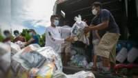 Afectadas por lluvias recibieron 50 toneladas de víveres: Grisel Tello