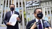 Silvano Aureoles denuncia a AMLO ante la CNDH