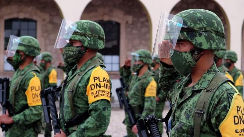Cartel Jalisco y otros 14 grupos delincuenciales tienen presencia en Michoacán: Comandante Leana