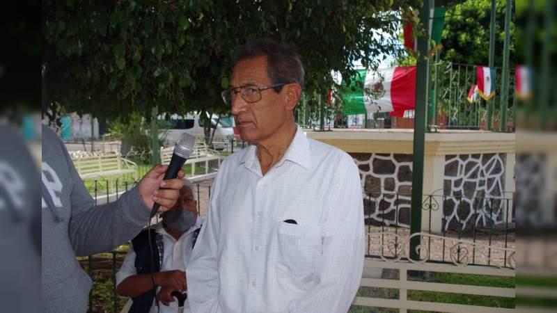 En Cuitzeo recuerdan con orgullo a Roque Jacinto Rico Raya
