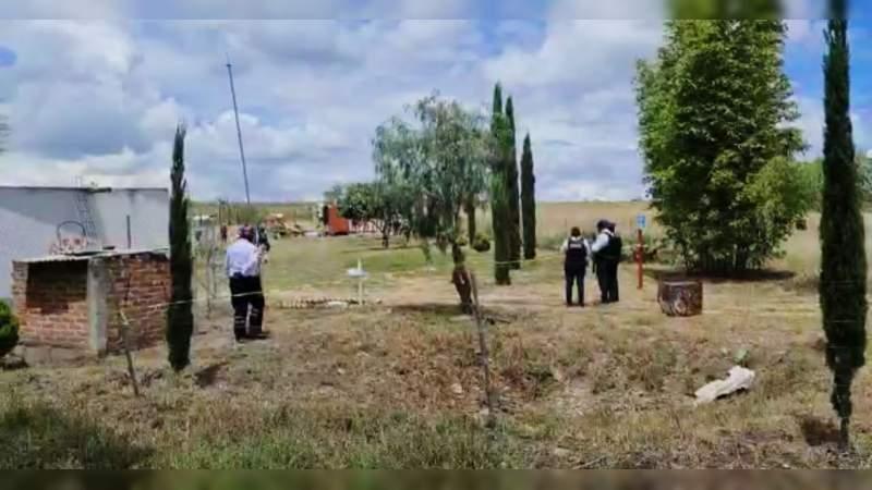 Estallido de polvorín deja un muerto y cuatro heridos, en Irapuato