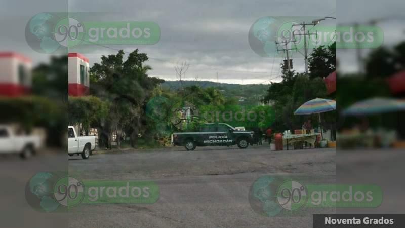 Asesinan a presidente de la Junta Local de Conciliación y Arbitraje de Apatzingán