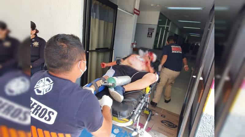 Atacan a balazos a un sujeto en Jacona, Michoacán; murió en hospital de Zamora
