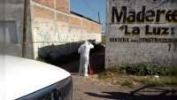 Hombre es hallado baleado y sin vida sobre la carretera en Guadalupe, Zacatecas