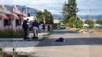 Asesinan a mujer con cuatro balazos, en Zamora