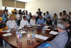 En Uruapan, se instala grupo técnico para combatir incendios forestales