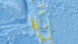 Terremoto de magnitud de 7 en Vanuatu provoca alerta de tsunami